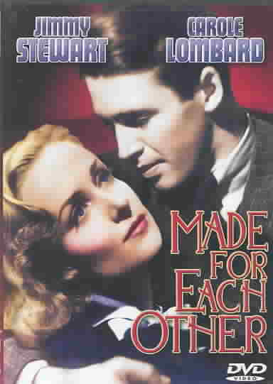 MADE FOR EACH OTHER BY STEWART,JAMES (DVD)
